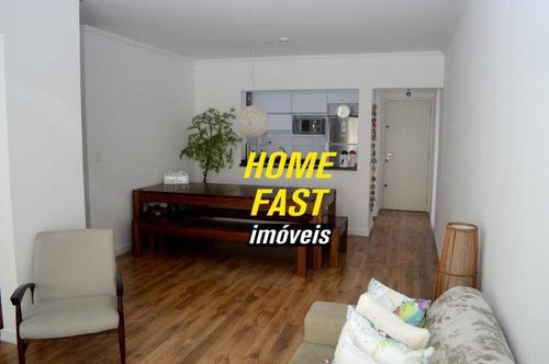 Apartamento Residencial À Venda, Jardim Aida, Guarulhos. - Ap0388