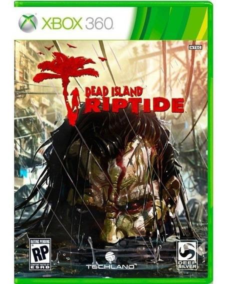 Game Dead Island Riptide Xbox 360