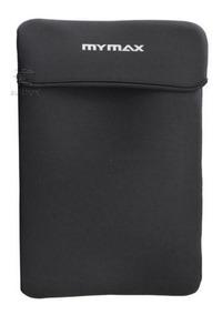 Capa Tablet 10 Pol Mymax Preto Neopreme Case Protetora Bag