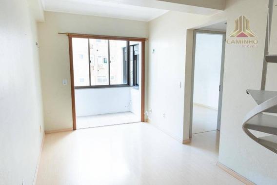 Cobertura De Dois Dormitórios E Garagem No Bairro Higienópolis Em Porto Alegre, Próximo A Sogipa E Colégio Pastor Dohms - Co0467