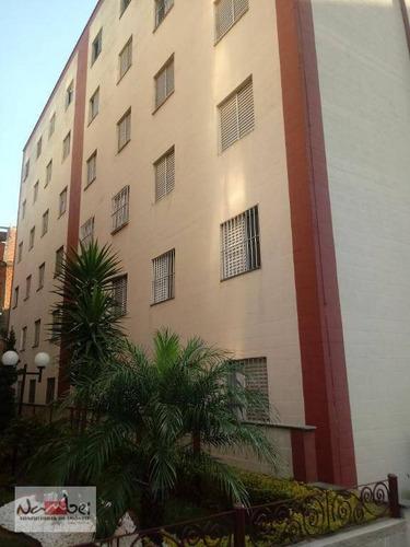 Imagem 1 de 3 de Apartamento Com 2 Dormitórios À Venda, 50 M² Por R$ 132.000,00 - Itaquera - São Paulo/sp - Ap0436