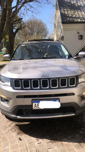 Imagen 1 de 7 de Jeep Compass Limited Plus 4x4 At9 2020 Con 9000 Kms