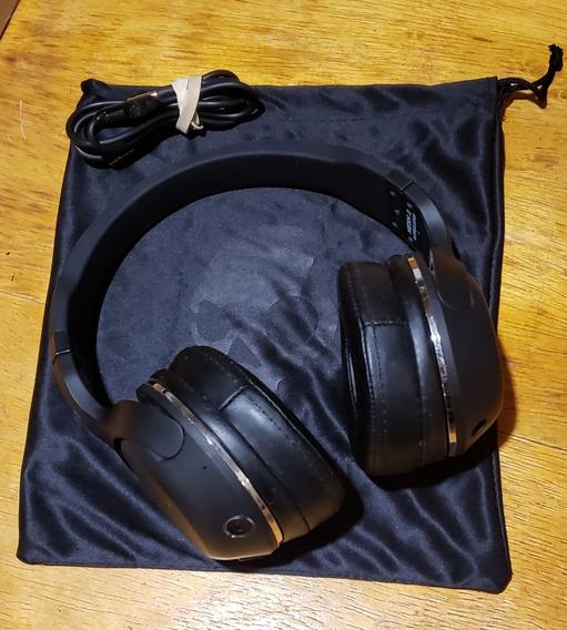 Skullcandy Hesh 2 Bluetooth Headphones Preto - Impecável