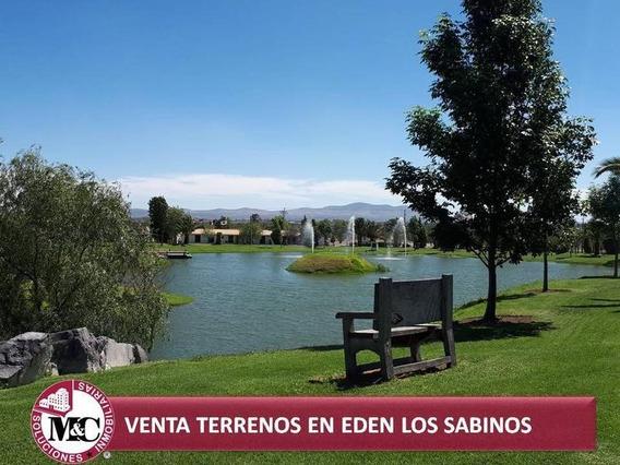 M&c Venta D E Terrenos En Eden Los Sabinos
