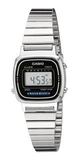 Reloj Casio La-670wa La670wa Mujer Vintage Impacto Online