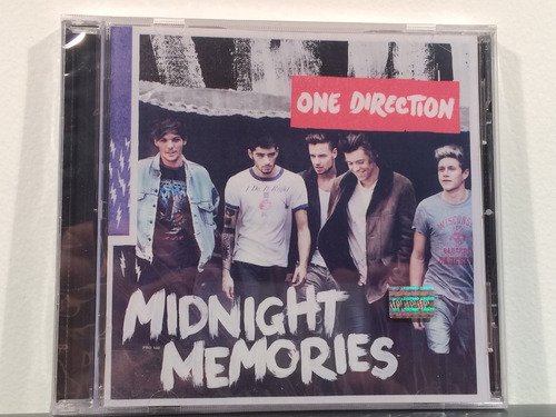 Midnight Memories One Direction Cd