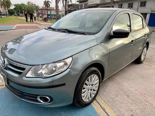 Volkswagen Voyage 1.6 Comfortline Plus 101cv 2012 Gnc 5ta