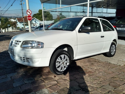Volkswagen Gol 1.0 Mi Ecomotion 8v Flex 2p Manual G.iv