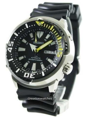 Relógio Seiko Srp639k Prospex Diver Scuba Automatico