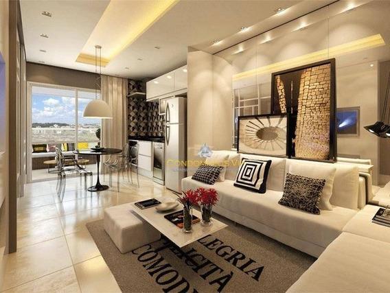 Apartamento À Venda, 52 M² Por R$ 340.000,00 - Spettacolo Patriani - Sorocaba/sp - Ap0189