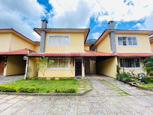 Casa À Venda, 124 M² Por R$ 550.000,00 - Araras - Teresópolis/rj - Ca1208