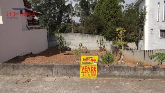 Terreno Residencial À Venda, Nova Caieiras, Caieiras. - Te0262