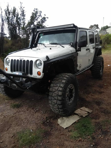 Jeep Rubicon Unlimited 4 Pts