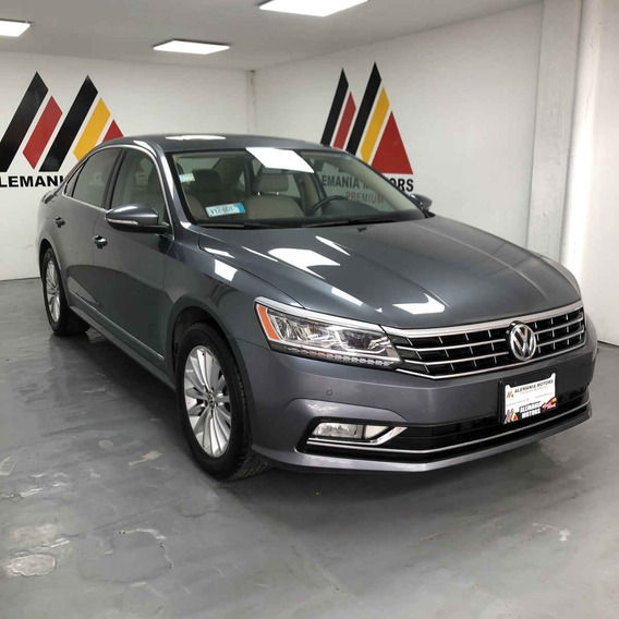 Volkswagen Passat 2017 4p Highline L5/2.5 Aut