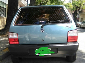 Fiat Uno 1.3 Fire Pack 2 Aa 5 P 2004