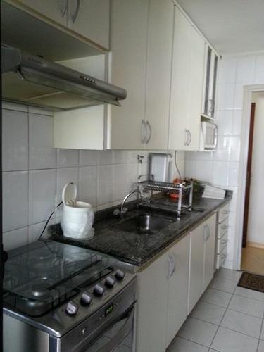 Imagem 1 de 19 de Apartamento À Venda Em Jabaquara - Ap000042