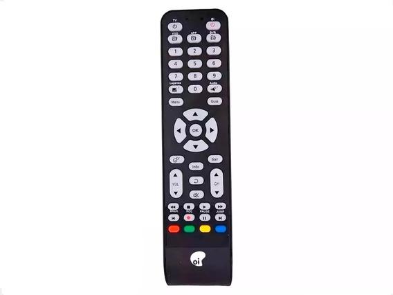 Controle Remoto Para Receptor Oi Tv Hd Ses6 Original +pilhas