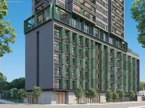 Apartamento Para Venda Em São Paulo, Santo Amaro, 1 Dormitório, 1 Banheiro, 1 Vaga - Cap3598_1-1789315