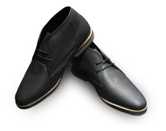 Zapato Farenheite Fohamet Cuero