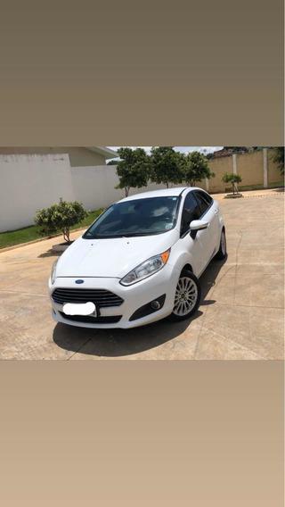 Ford Fiesta 1.6 16v Titanium Flex Powershift 5p 2013