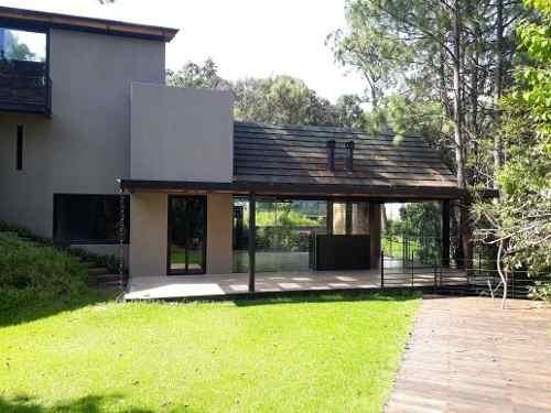 Casa En Renta En Condominio, Avandaro