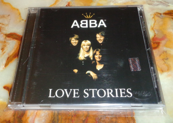 Abba - Love Stories - Cd Arg.