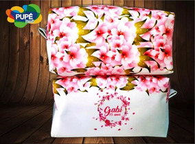 100 Necessaire Box Personalizada Lembrancinha Casamento Brin