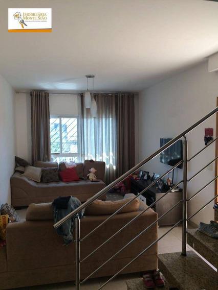 Sobrado Com 3 Dormitórios, 151 M² - Jardim Terezópolis - Guarulhos/sp - So0288