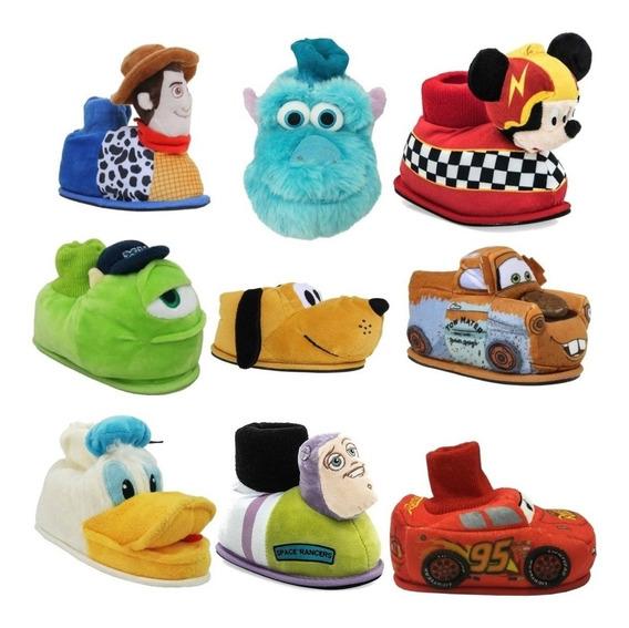 Pantuflas Addnice Disney Cars Mate Mmk Pantua