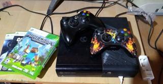 Xbos 360 Original Excelente Estado Con Varios Juegos