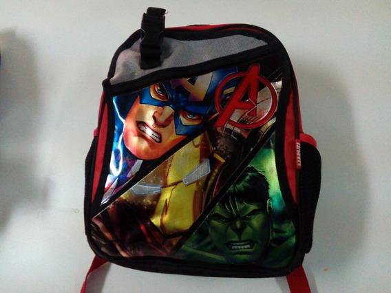 Mochila Marvel Avengers * La Segunda Bazar