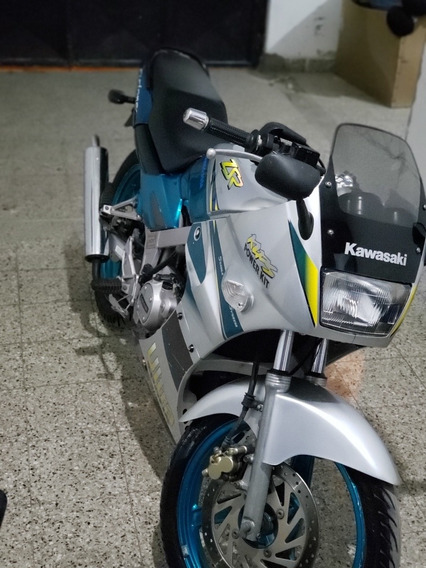 Kawasaki Cyclone Ultra 150