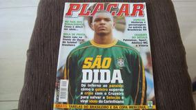 Vendo 3 Revistas Placar Ano 1999