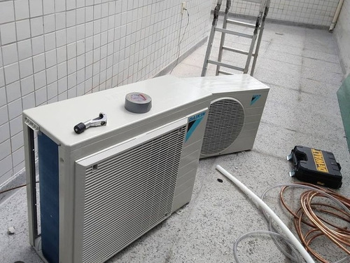Imagem 1 de 3 de Instalação De Ar Condicionado