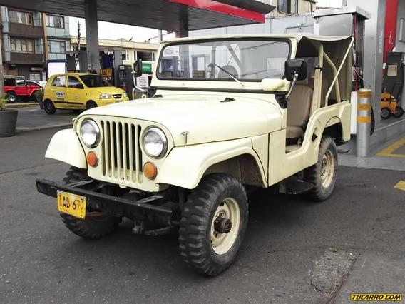 Jeep Willys Cj5 2500cc