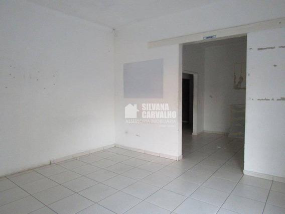 Casa Comercial Para Locação No Centro De Salto. - Ca7498