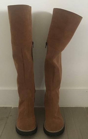Botas Caña Alta Mujer Talle 36