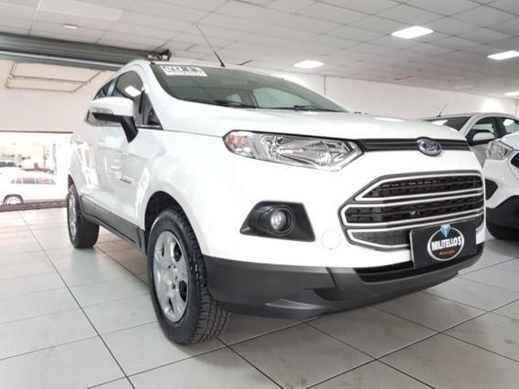 Ford Ecosport Freestyle 1.6 Automatico