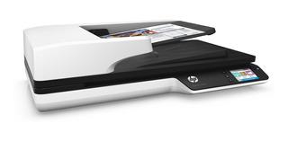 Escaner Hp Scanjet Pro 4500 Fn1 Duplex Oficio Red Scanner