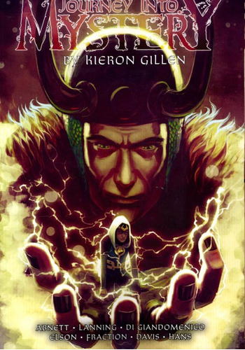 Journey Into Mystery By Gillen Tp Vol Complete 1 + 2