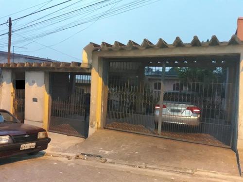 Imagem 1 de 6 de Sobrado Com 3 Dormitórios À Venda, 214 M² - Planalto - São Bernardo Do Campo/sp - So19015