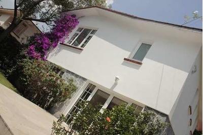 Casa En Sierra Ventana, Col. Lomas De Chapultepec