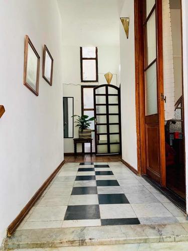 Lindisima Casa En Parque Rodó 4 Dorm Fondo Garaje