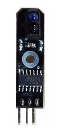 2 X Módulo Sensor Seguidor Linha Trilha Tcrt5000