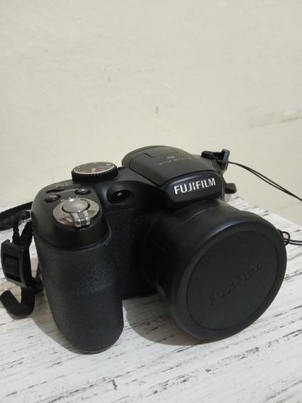 Câmera Fujifilm S2980+sd16gb+4 Pilhas Sony Recarregaveis