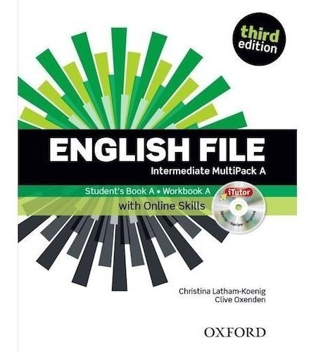 English File Intermediate - Multipack A 3rd Edition - Oxford