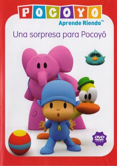 Pocoyo Aprende Riendo Una Sorpresa Para Pocoyo Serie Dvd
