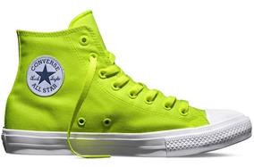 Zapatilla Converse Chuck Ii Volt Neon 150157c