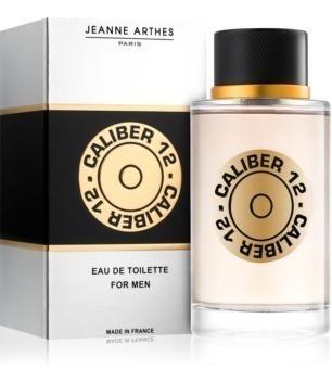 Caliber 12 Jeanne Arthes Edt 100 Ml - Promoção /original