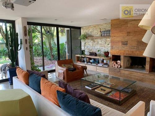 Casa À Venda, 500 M² Por R$ 4.900.000,00 - Morada Dos Pássaros - Barueri/sp - Ca0949